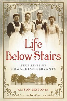 Life Below Stairs - True Lives of Edwardian Servants by Alison Maloney. Buy it on #Kobo: http://www.kobobooks.com/ebook/Life-Below-Stairs/book-Gp7Mym70OkmCdJLMEjGxZw/page1.html