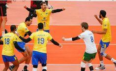 Brasil abre fase final da Liga com vitória sobre Canadá