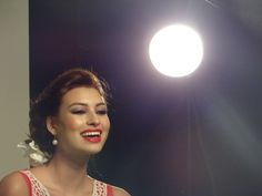 Behind the scene of Spring/Summer Collection 2013 shoot.  Copyright © W For Woman. All rights reserved.  #w #woman #india #fashion #style #behind #scene #sneak #peak #light #camera #photo #shoot #clothing #wear