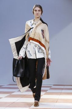 Celine Ready To Wear Fall Winter 2015 Paris - NOWFASHION