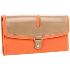 See by Chloe Pansy 9P7252-N181 Wallet,Clay,One Size $95.00