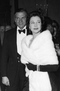 Stylish couples through out history: Laurence Olivier and Vivien Leigh