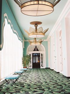 The Greenbrier Resort (photo: Cooper Carras for Matchbook Feb. 2012)
