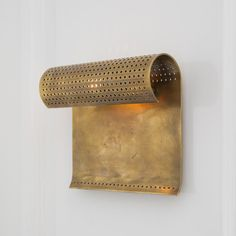 """Kelly Wearstler PRECISION SMALL SCONCE 8.75""""w x 7.75""""h $590"""