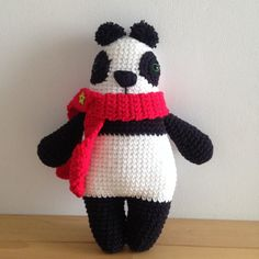 Oso Panda by Mikufoka on Etsy