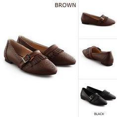Jeandice Plain Oxford Shoes | Sale Stock Indonesia