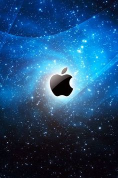 Apple Outer Space Iphone Smartphone Wallpaper Background