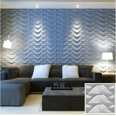 decorative wall panels – The second it's best to convey a brand new method of methods to embellish your … Design Salon, Deco Design, Wall Design, Panel Mdf, Mdf Wall Panels, Wainscoting Wall Paneling, 3d Wandplatten, Decorative Wall Tiles, Yurts