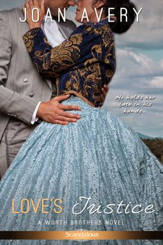 Spotlight & Giveaway for Love's Justice by Joan Avery