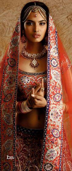 Mariée indienne, Inde
