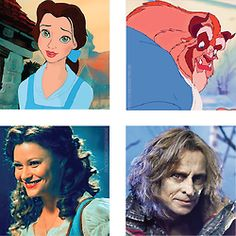 OuaT and Disney i love what they did here!!