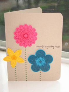 Punched Posies CASE by jonah's mommy - Cards and Paper Crafts at Splitcoaststampers