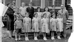 The first quintuplets known to survive infancy, Canada's Dionne girls — Yvonne, Annette, Cecile, Emilie, Marie — captivated the world. The quintuplets were born outside of Callander, near the village of Corbeil, Ontario, to Elzire and father Oliva, who already had five children when the girls came into the world on May 28, 1934.