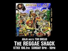 ABJA Interview | Reggae Shack with Too Dread - YouTube
