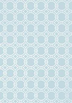 GILON, Blue, T11014, Collection Geometric Resource 2 from Thibaut