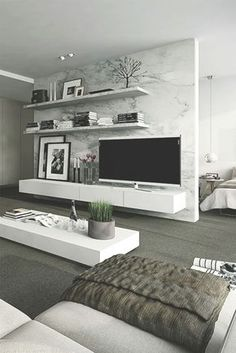 10 Classic Marble Designs With a Modern Style_See More Inspiring Ideas at: http://www.homedesignideas.eu/classic-marble-designs-modern-style/