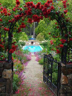 Excellent Secret Garden Design Ideas