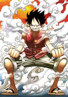 One Piece: Luffy