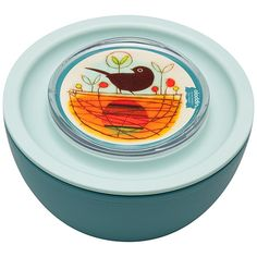 Artist Series Insulated Bowl 20oz. A. Ruppel    , Spend your lunch hour savoring beauty with the new Aladdin Artist Series that puts art in your hands.
