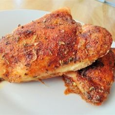Sicilian Roasted Chicken - Allrecipes.com