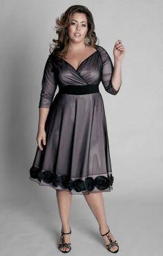 Nice Semi Formal Dresses Plus size party dresses Check more at https://24myshop.ml/my-desires/semi-formal-dresses-plus-size-party-dresses/