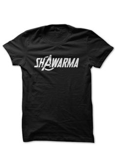 Avengers Assemble…for Shawarma! [T-shirt]