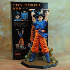 6.8 inch Dragon Ball Z Son #Goku Action Figure #dragonabllz #actionfigures #toys #freeshipping