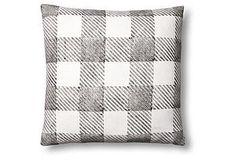 Instant Refresh | One Kings Lane Kari Fisher Designs Hand Printed Pillows
