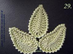 MyPicot Club | Crochet & Knitting