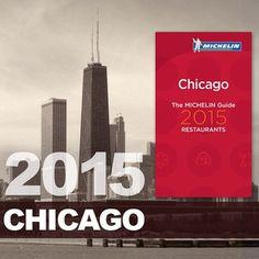 Michelin Guide Chicago 2015 #MichelinGuides #Chicago