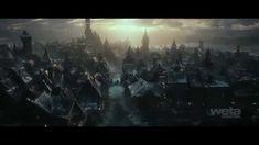 CG Making Of :: VFX of The Hobbit: The Desolation of Smaug - Virtual Cinematography: http://youtu.be/xX3VFxcAZME #wetadigital #lighting #camera
