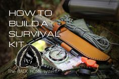 Black Scout Tutorials - How to Build a Survival Kit