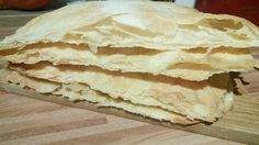 Удачное слоеное тесто