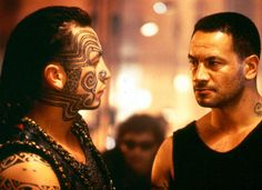 Once were Warriors -   Temuera Morrison
