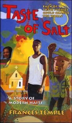 HAITI. Taste of Salt by Frances Temple