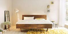Bett JOKA Linea Pura 8475/8 Sofa, Bed, Interior, Austria, Furniture, Home Decor, Mattress, Beds, Nature