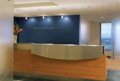 On Pinterest Reception Desks Waiting Rooms And Dental Office Design
