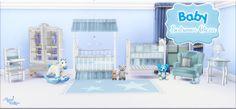 Miguel Creations TS4: Baby - Bedroom Clean