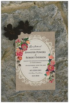 Country Wedding Invitation Ideas Best Of top 10 Chic Country Rustic Wedding Invitations with Free Woodland Wedding Invitations, Heart Wedding Invitations, Rustic Invitations, Wedding Invitation Wording, Party Invitations, Invitation Ideas, Wedding Booklet, Wedding Cards, Invite