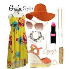 Day Outfit: Cinco De Mayo!, created by andrea-smart-chick-thomas on Polyvore