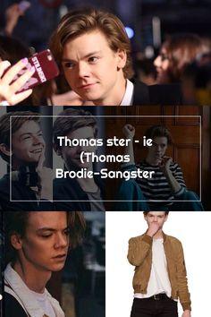 Thomas ster - ie (Thomas Brodie-Sangster) #brodie #celebrities #celebrity #celebritycrush #celebritystyle #sangster #thomas