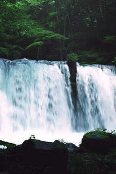 wasifio: just another waterfall gif