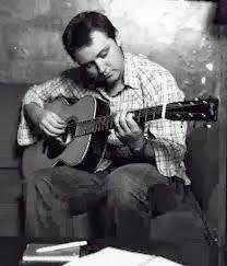 Donal Clancy, Irish singer and guitarist.