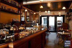 Il caffè da rosa : un coffee shop italien dans le 11ème, focaccia, salle privatisa be pour 12pers, L-V, métro Voltaire