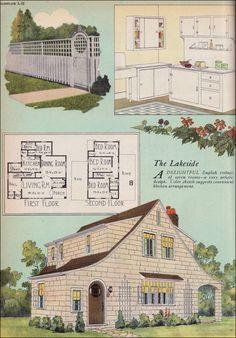 1925 American Home Builder - Lakeside