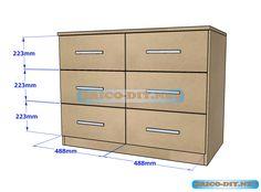 Como hacer muebles de cocina plano mueble bajo mesada de for Muebles de cocina wilde