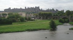 The #Castle of #Carcassonne, #France.