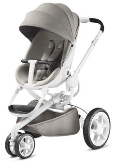 The new Quinny Moodd is an ultra modern, complete pushchair system that is suitable from birth. Buy your Quinny Moodd in Grey Gravel here! Prams And Pushchairs, Baby Nest, Mamas And Papas, Baby Store, Baby Accessories, Baby Car Seats, Baby Strollers, Pram Stroller, Baby Travel System