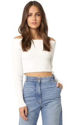 C/Meo Collective Life is Real Knit Top | SHOPBOP