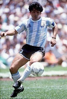 diego maradona playing style - photo #24